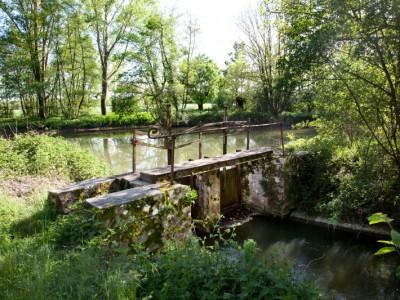 Pelles entrée Canal des Echudes